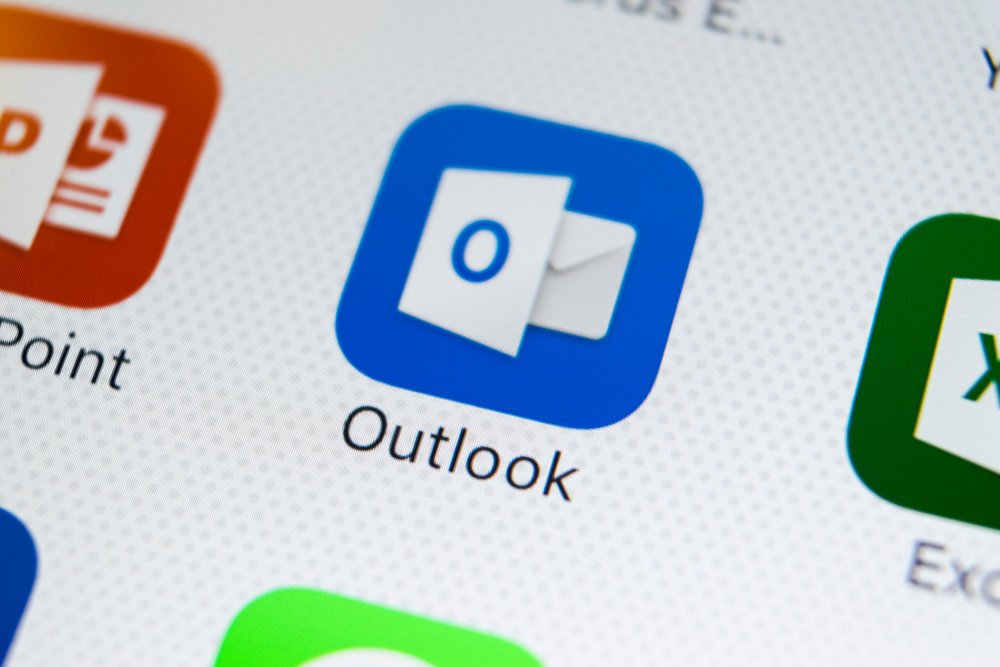 Microsoft Outlook is widely used by businesses of all sizes.